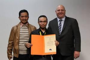 Department of Education of Australia's Certificate